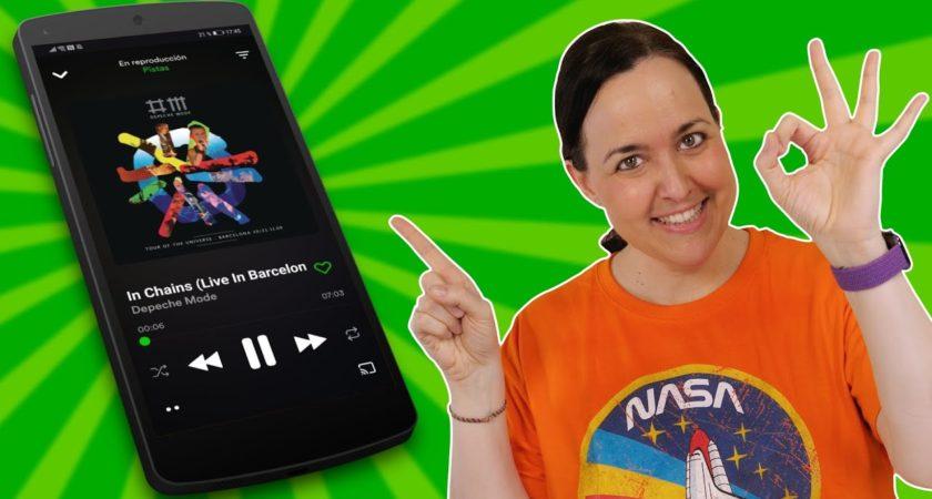 eSound: fantástica app de música gratis que tienes que probar