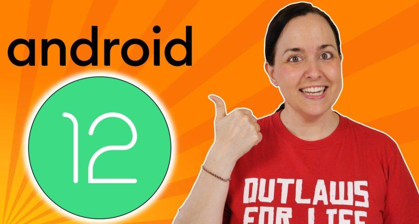 Android 12: éstas son sus principales novedades