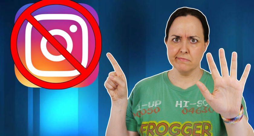 Cómo silenciar, restringir o bloquear cuentas en Instagram