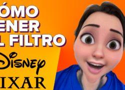 Cómo usar el filtro Cartoon 3D Style (Pixar Disney) en Instagram, TikTok y más!