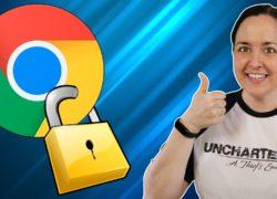 Cómo configurar Chrome para proteger tu privacidad