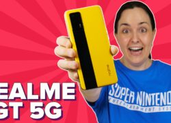 Realme GT 5G: mi experiencia con él