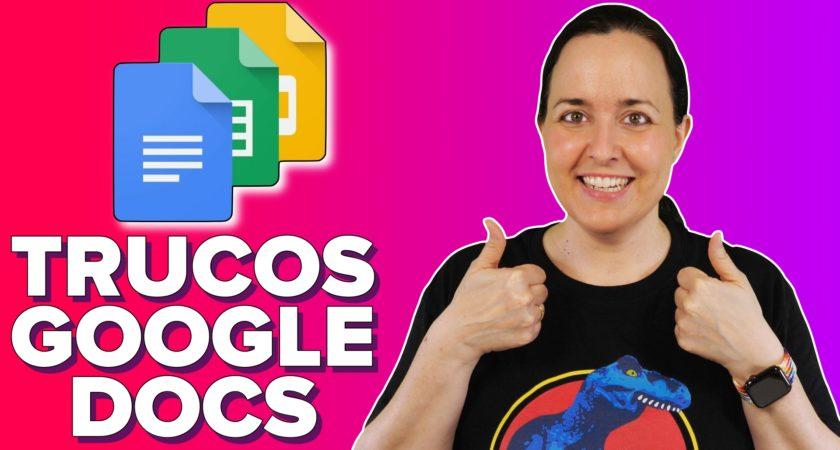 Cómo ser más productivo con Google Docs