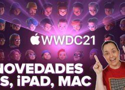 WWDC de Apple: las novedades más importantes de iOS 15, iPadOS 15, Mac OS Monterey y WatchOS 8