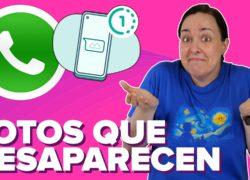 Cómo enviar fotos y vídeos que desaparecen en WhatsApp