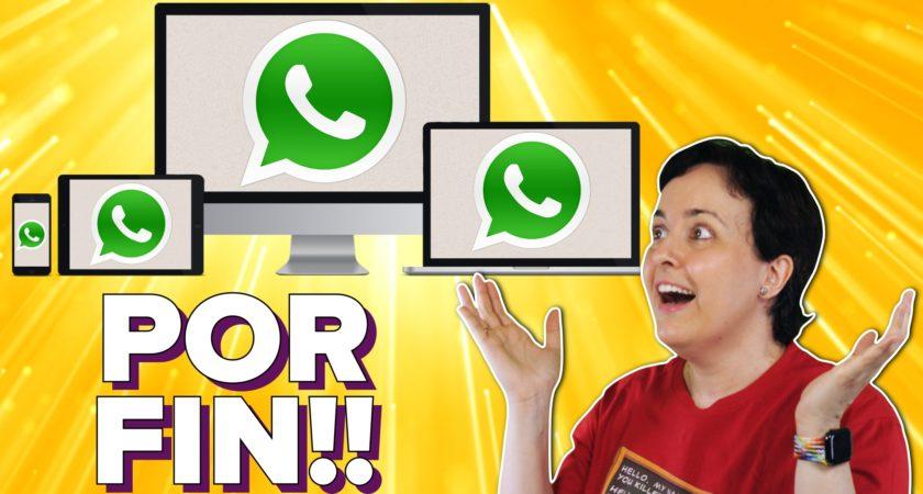 WhatsApp ofrecerá pronto un modo multidispositivo real