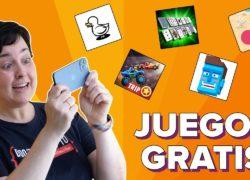 5 juegos gratis para tu móvil (iPhone o Android)
