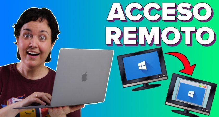 Cómo acceder a un ordenador remoto con Chrome Remote Desktop
