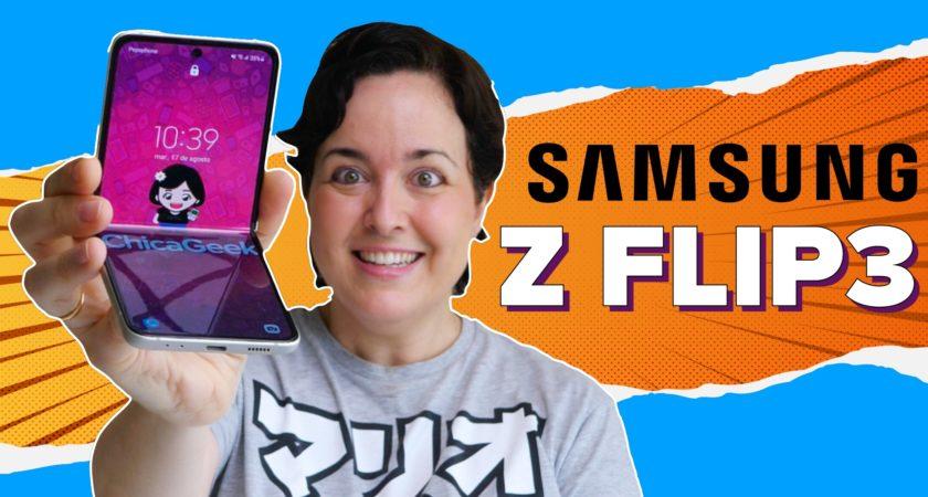 Samsung Z Flip3: ¿Vale la pena?
