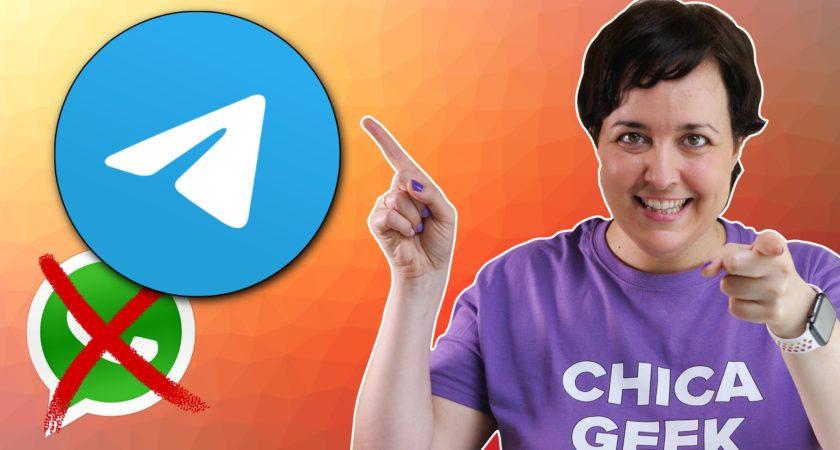 8 razones para usar Telegram (y abandonar WhatsApp!)