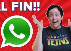 Di adiós a los grupos pesados en WhatsApp