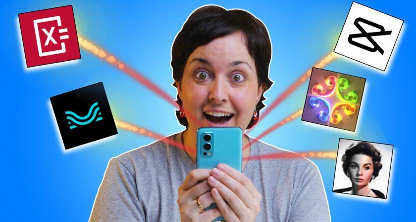 5 apps gratis que te sorprenderán