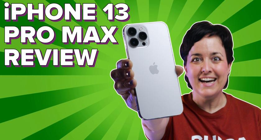 iPhone 13 Pro Max: review y experiencia de uso